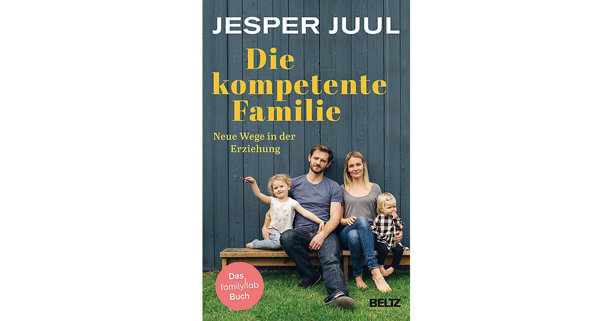 Buch - Die kompetente Familie - Neue Wege in der Erziehung