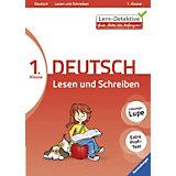 Lern-Detektive - Gute Noten von Anfang an!: 1. Klasse Deutsch, Lesen und Schreiben