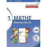 Lern-Detektive - Gute Noten von Anfang an!: 1. Klasse Mathe, Rechnen bis 20