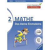Lern-Detektive - Gute Noten von Anfang an!: 2. Klasse Mathe, Das kleine Einmaleins