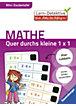 Lern-Detektive - Mini-Zaubertafel: Quer durch das kleine 1 x 1