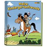 Indianer Kindergartenfreundebuch