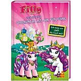 Ich lese vor und du liest mit!: Filly Elves. Zauberhafte Geschichten mit den Filly Elves für Erstleser