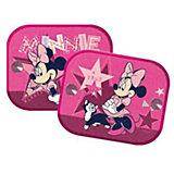 Sonnenschutz für Seitenscheibe, Minnie Mouse, 2er Pack