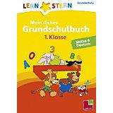 Lernstern Mein dickes Grundschulbuch 1. Klasse - Mathe & Deutsch