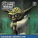 CD Star War - The Clone Wars 12 - Der Holocron Raub, Schicksalhafte Landung