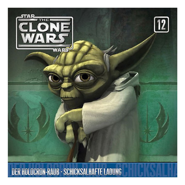 CD Star War - The Clone Wars 12 - Der Holocron Raub, Schicksalhafte Landung