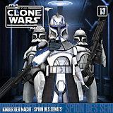 CD Star Wars - The Clone Wars 13 - Kinder der Macht, Spion des Senats