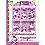 Наклейка Hello Kitty Болельщица, в ассортименте