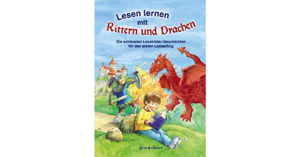 Buch - Lesen lernen mit Rittern und Drachen