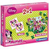 Mini Edukit 2 in 1 - Minnie