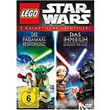 DVD LEGO Star Wars: Imperium schlägt ins Aus & Padawan Bedrohung