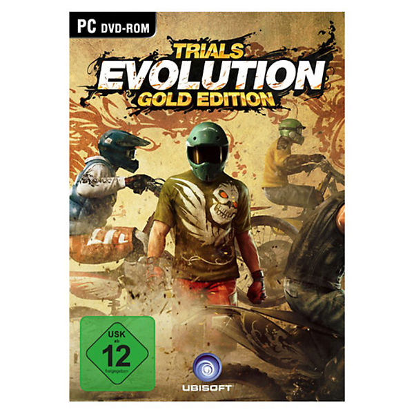 PC Trials Evolution Gold Edition