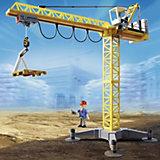 PLAYMOBIL 5466 Стройка : Большой строительный кран на инфракрасном управлении