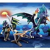 PLAYMOBIL  5484 Азиатский дракон: Дракон в броне