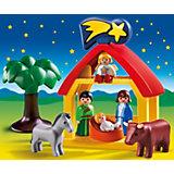 PLAYMOBIL® 6786 1-2-3: Weihnachtskrippe