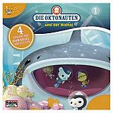CD Die Oktonauten 1 - und der Walhai