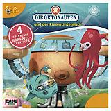 CD Die Oktonauten 2 - und der Riesentintenfisch