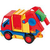 Wader Basics Müllwagen, 24 cm