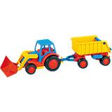 Wader Basics Traktor, 40 cm