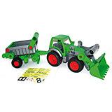 Wader Farmer Technik Traktor