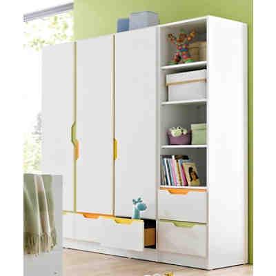 kinderschrank kleiderschr nke f r kinder online kaufen. Black Bedroom Furniture Sets. Home Design Ideas