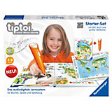 tiptoi® Starterset mit Stift und Buch Mein großer Weltatlas