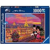 Puzzle Disney Minnie Mouse: In Paris 1000 Teile