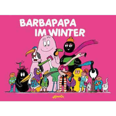 Barbapapa im Winter