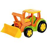 Riesen Sitz-Traktor