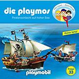 CD Die Playmos 33 - Piratenschlacht auf hoher See