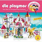 CD Die Playmos 34 - Der Ball im Prinzessinnen Schloss