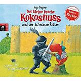 CD Der kleine Drache Kokosnuss und der schwarze Ritter