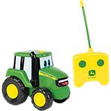 TOMY - Ferngesteuerter Jonny Traktor
