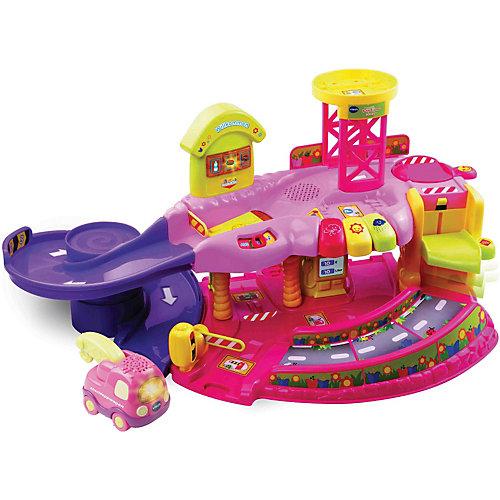 Vtech Tut Tut Baby Flitzer - Garage pink