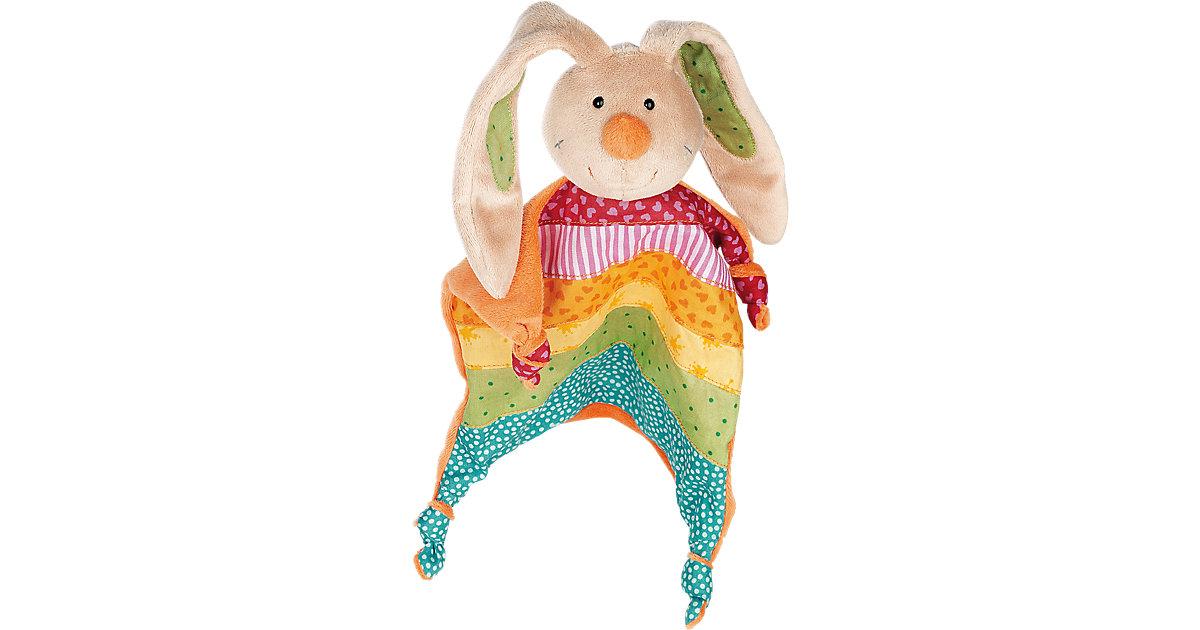 Rainbow Rabbit Schnuffeltuch