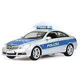 Jamara Mercedes E350 Coupe 1:16 Polizei