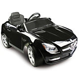 Jamara Elektrofahrzeug Ride-on Mercedes Benz SLK schwarz