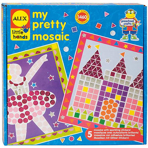"""Мозаика """"Прелесть"""" (5 картинок)"""