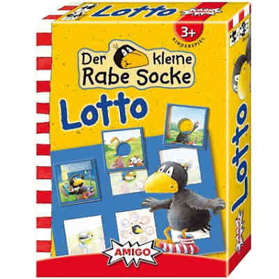 Rabe Socke - Lotto