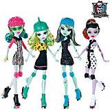 "Куклы ""Спорт"", Monster High, в ассорт."