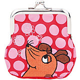 Die Sendung mit der Maus Portemonnaie rosa