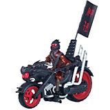 Мотоцикл с фигуркой Черепашки Ниндзя