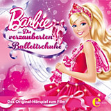 CD Barbie - Die verzauberten Ballettschuhe (Hörspiel zum Film)