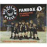CD Die wilden Kerle - Season 1 - Fanbox 1