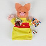 Кукла на руку Хрюша, в ассортименте, 25 см, МУЛЬТИ-ПУЛЬТИ