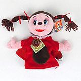 """Кукла на руку Божья коровка Мила, 25 см, """"Лунтик"""", МУЛЬТИ-ПУЛЬТИ"""