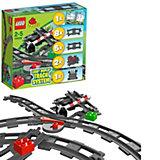 LEGO 10506 DUPLO: Eisenbahn Zubehör Set