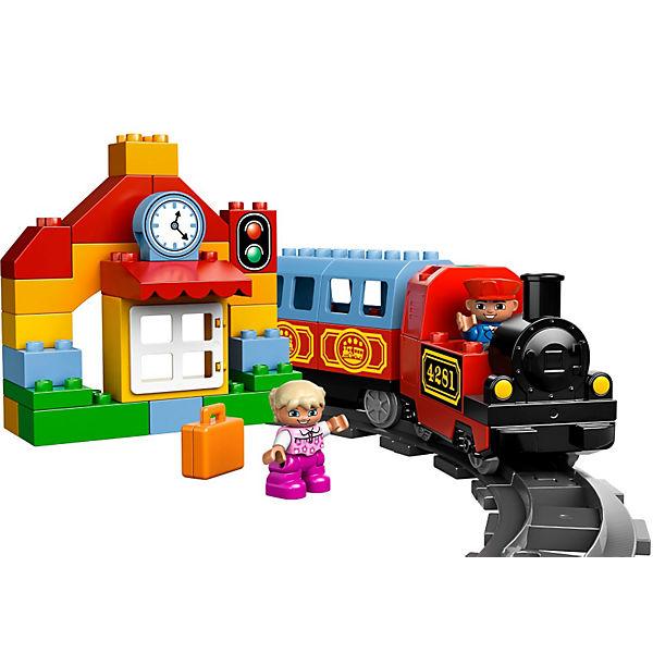 Lego duplo eisenbahn starter set mytoys
