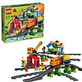 LEGO 10508 DUPLO: Eisenbahn Super Set